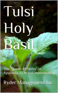 Tulsi Holy Basil Ebook Cover