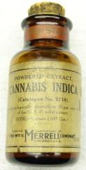indica bottle